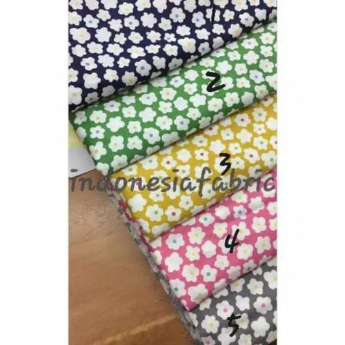 Foto Produk Kain Bahan Katun Jepang Japan Design Ori Gamis Tunik Craft motif KJ230 - Nomor 1 dari Toko Kain Grosir