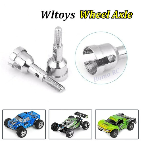 Foto Produk Metal Wheel Hub For WLtoys A949 A959 A969 A979 A959-B K929 dari Homa RC
