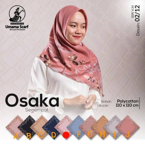 Foto Produk jilbab umama motif/kerudung murah/bahan VOAL motif - 02.A dari ilhamfashion03