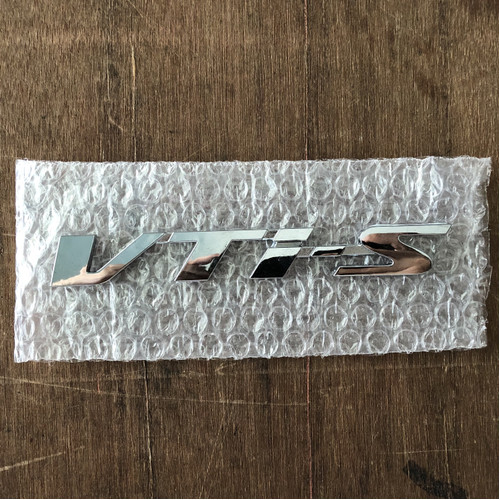 Foto Produk Emblem Tulisan VTIS dari Part Honda 123