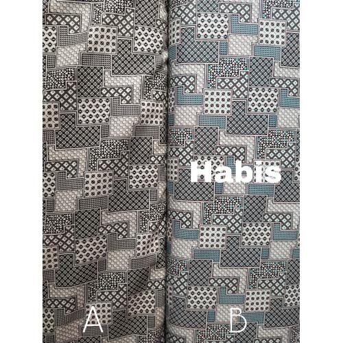 Foto Produk Kain Katun Jepang Minato Motif Abstrak dari Klarisma Textile