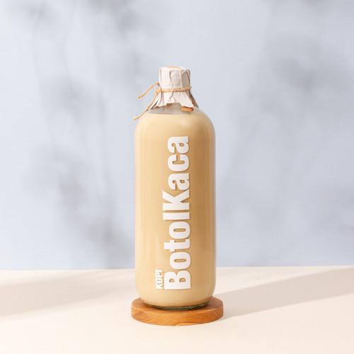 Foto Produk MILKER 1L dari Kopi Botol Kaca