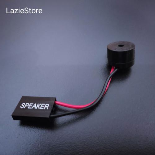 Foto Produk Buzzer PC / Arduino Speaker Motherboard Alarm Komputer BIOS Code beeps dari LazieStore