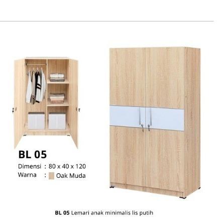 Foto Produk Lemari Baju Anak Baby Loker dari anna furniture