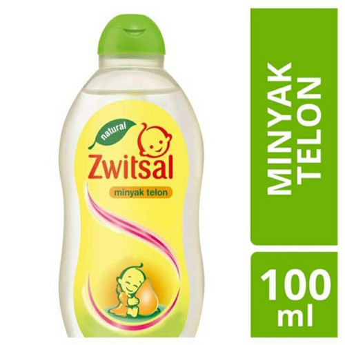 Foto Produk Zwitsal minyak telon 100ml / Zwitsal baby minyak telon 100ml dari sean_favour