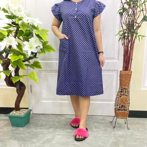 Foto Produk Dreas baju tidur wanita polka dari Larees_ya