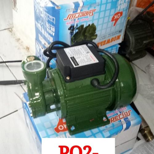 Foto Produk Pompa db 125 watt efos moswel untuk pom mini dari Paket Sparepart pommini