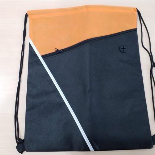 Foto Produk tas olahraga/ tas serut/ tas ransel/ tas murah/ tas - biru tua dari sam&co party
