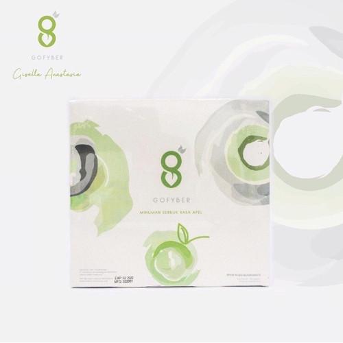 Foto Produk Gofyber Go Fyber Go Fiber by Gisella Pelangsing Herbal Detox Utk Diet - 1 dari Squishyshop_sub