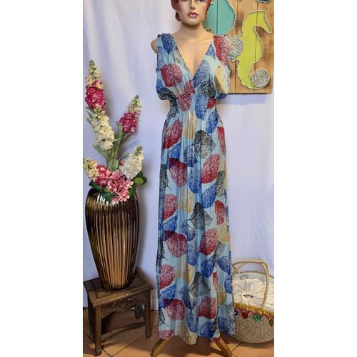 Foto Produk long dress gaun panjang pantai bali summer beach gown baju foto pesta dari House of Goodies