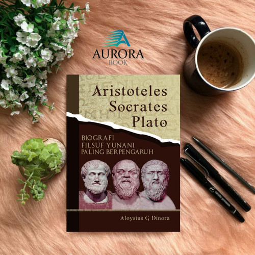 Foto Produk BUKU ARISTOTELES SOCRATES PLATO - ORIGINAL dari Aurora Book