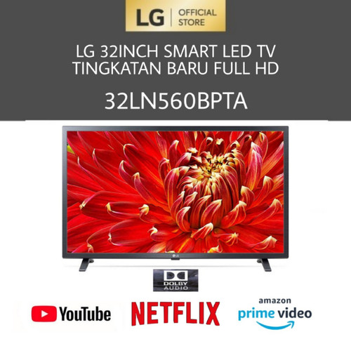 Foto Produk LG 32LN560BPTA SMART LED TV TINGKATAN BARU FULL HD 32INCH dari LG Official Store