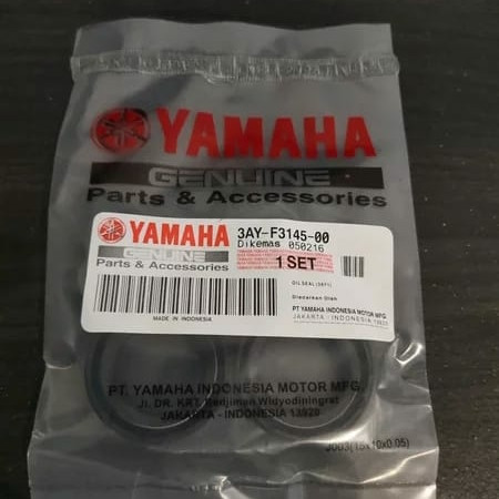 Foto Produk Seal Shock Sil Sok Yamaha Mio Jupiter Z Vega ZR R Fino dari Markas sparepart murah