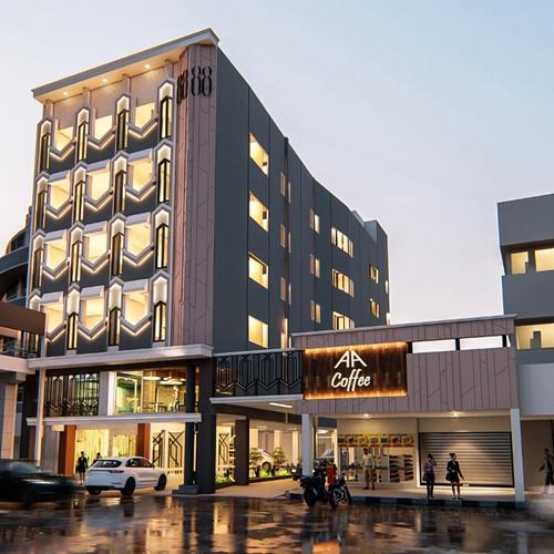 Foto Produk Voucher Hotel 88 Alun Alun - Bandung dari Waringin group