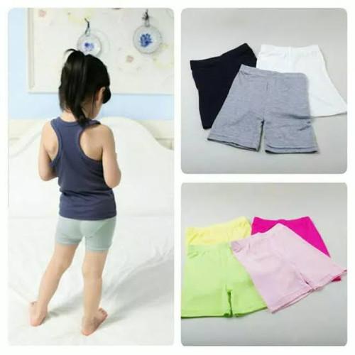 Foto Produk Celana Pendek Anak Perempuan 2-6 tahun Termurah - 2-3 tahun dari Dyy Fashion