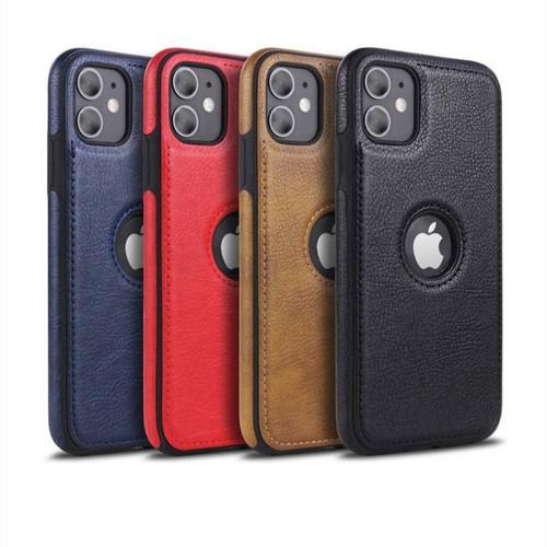 Foto Produk leather case for iphone X , Xs , Xs Max , 11 , 11 pro ,11 pro Max - Hitam, Iphone X dari Kevinaluxurycase