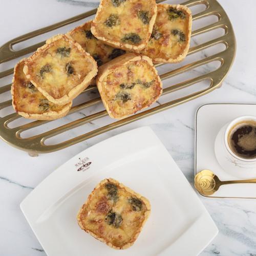 Foto Produk Quiche Cheese - 2 Pcs dari MAQUI'S