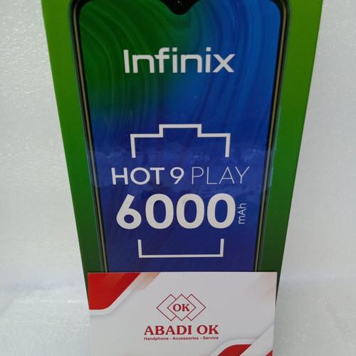 Foto Produk infinik hot 9 play ram 4 64 dari Abadi Cell 123