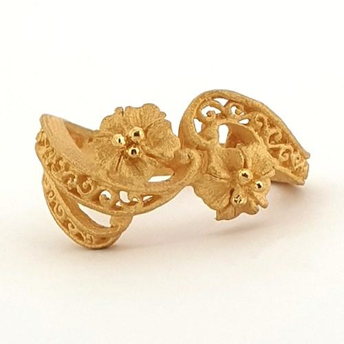 Foto Produk Cincin Emas 24 karat Gold Master by Goldmart Kingdom - RRG 0200 dari Goldmart Official Shop