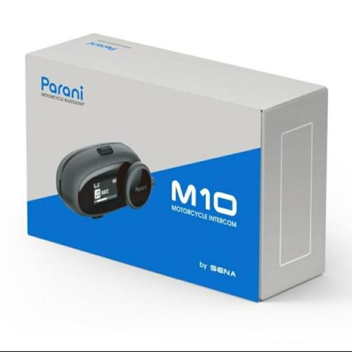 Foto Produk PARANI M10 INTERCOM | SENA PARANI | ORIGINAL INTERCOM dari kamayelstore