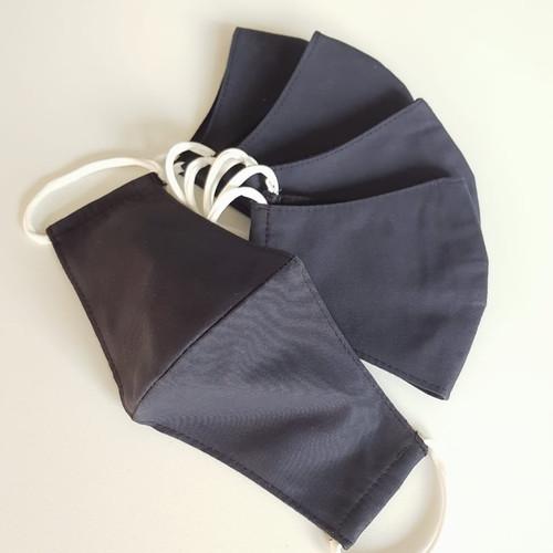 Foto Produk Masker kain ANAK (COTTON) 3 ply - NAVY dari Moteza Indonesia