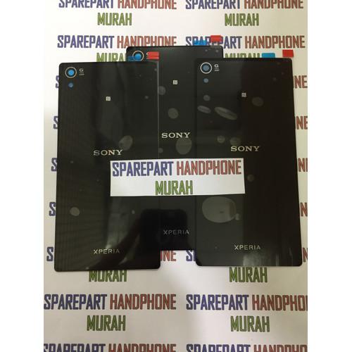Foto Produk BACKDOOR BACK CASING TUTUP BELAKANG SONY XPERIA Z5 PREMIUM ORIGINAL dari spareparts handphone