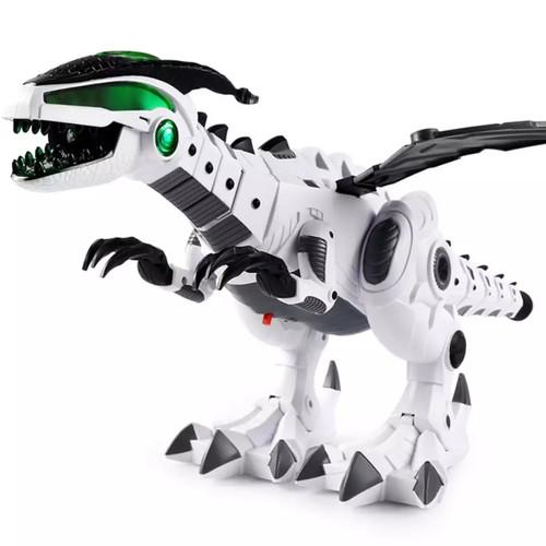 Foto Produk Robot Dinosaurus Mainan Edukasi Anak Kreatif Remote Control dari DIMORA
