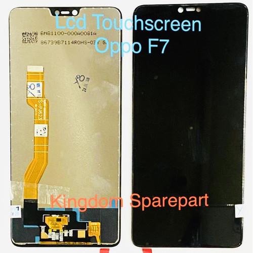 Foto Produk LCD TOUCHSCREEN OPPO F7 CPH1819 F7PRO FULLSET dari Kingdom Sparepart Hp