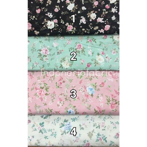 Foto Produk Kain bahan Katun Jepang Tokai senko motif Firly - Nomor 4 dari Toko Kain Grosir