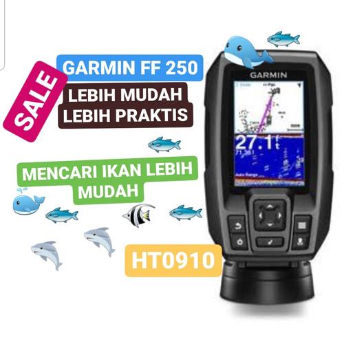 Foto Produk Garmin FF250 GPS Fishfinder Indonesia ORI Garansi Fish Finder FF 250 dari ht0910