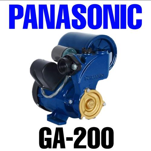 Jual Pompa Air Panasonic Ga 200 Jak Otomatis 200 Watt Murah Kota Medan R Plan Tokopedia