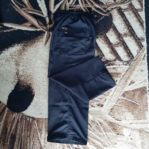 Foto Produk celana pangsi komprang dewasa panjang maedina s-xl - Hitam, S dari maedina colection