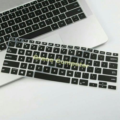 Foto Produk Cover Keyboard Protector Asus ZenBook UX392 UX434 UX433 - Hitam dari Grace-Computer