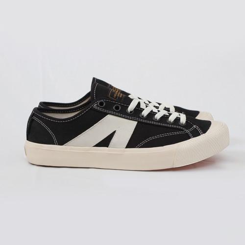Foto Produk Sepatu ARL BY HARDWARE Warrior II Low Black White - Hitam, 40 dari Karawang Sneaker ID