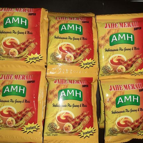 Foto Produk Jahe Merah Amh Renceng 12 sachet,untuk imunitas dari Neo green herb