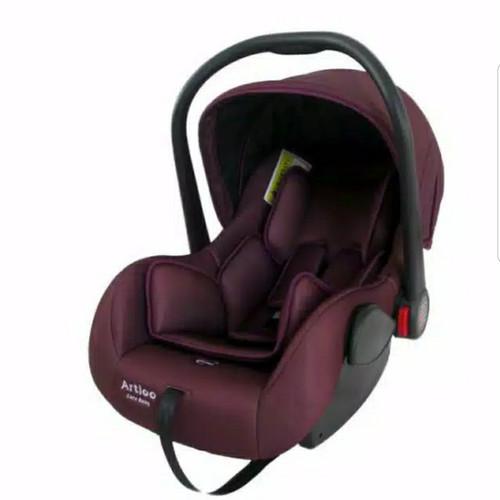 Foto Produk Baby Carrier / Car Seat Care Baby Artioo - Maroon dari Boss Baby Store