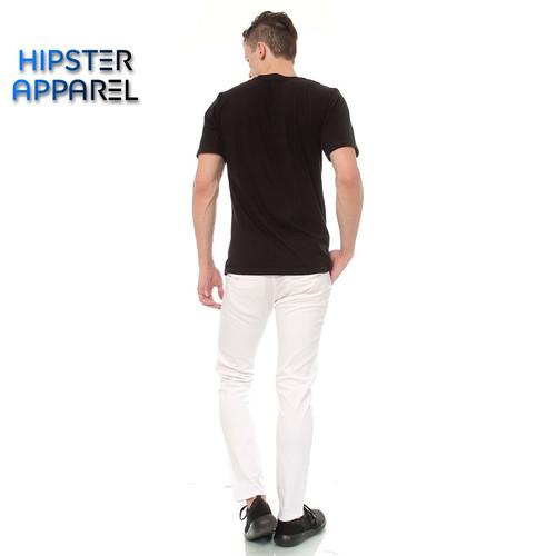 Foto Produk Hipster celana panjang chino warna putih - Putih, M dari Hipster Official