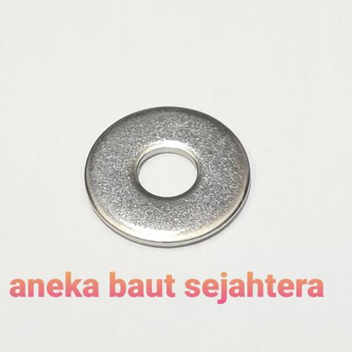 Foto Produk Ring Plat M8 Stainless - Lebar dari ANEKA BAUT SEJAHTERA