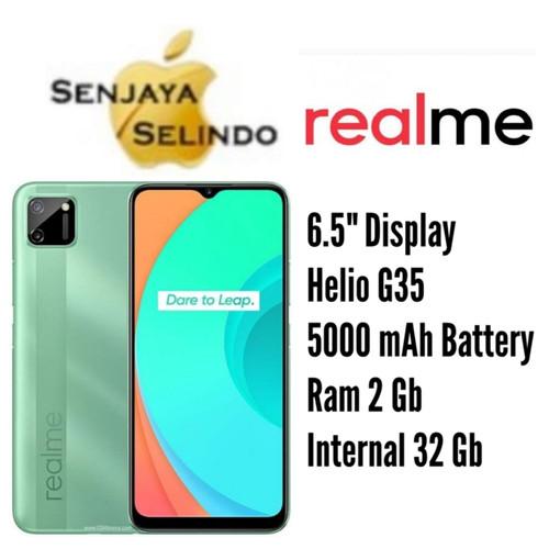 Foto Produk Realme C11 2/32 GB Ram 2Gb Internal 32Gb Garansi Resmi REALME - Abu-abu dari Senjaya Selindo