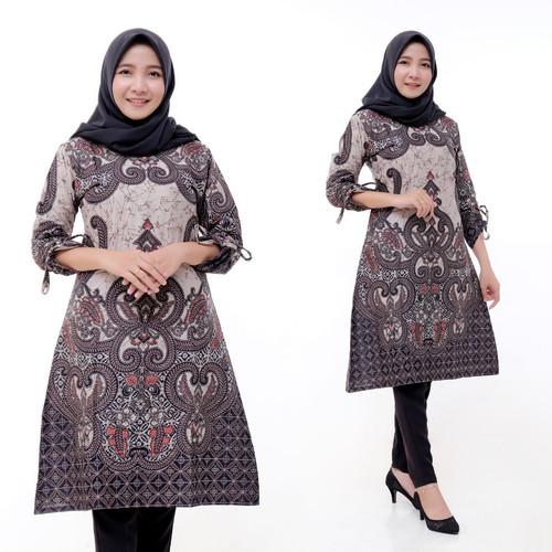 Foto Produk Tunik Batik Fashion Wanita Size Jumbo - XL dari Meyda_Batik