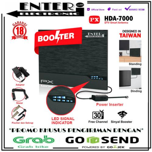 Foto Produk PX ANTENA HDA7000 - PX INDOOR ANTENA TV DIGITAL HDA 7000 THE BEST TYPE dari Enter Electronic .