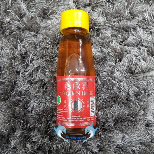 Foto Produk Minyak Wijen Yo Guan heng 110ml / Sesame Oil - 110 ML dari berkah terang