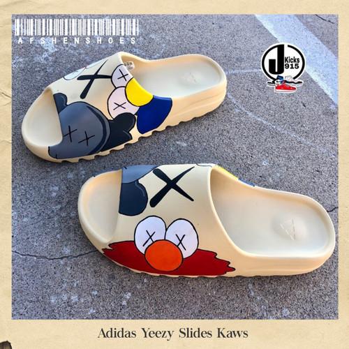 Foto Produk Sandal Original Adidas Yeezy Slides Kaws BNIB dari Afshen Shoes