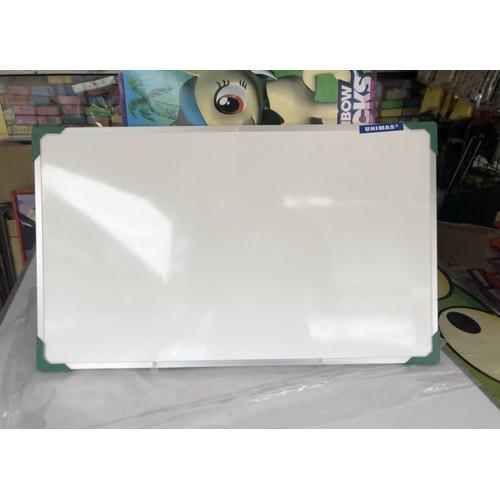 Foto Produk papan tulis whiteboard 60x90 - KEMASAN STANDAR dari PUTRA SIMEN
