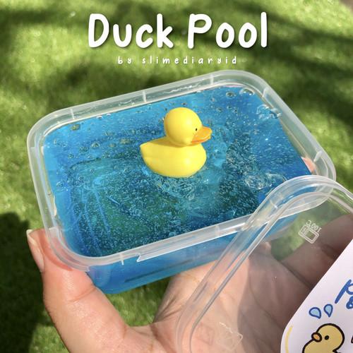 Foto Produk Duck Pool Slime 200gr dari Slime Diary ID