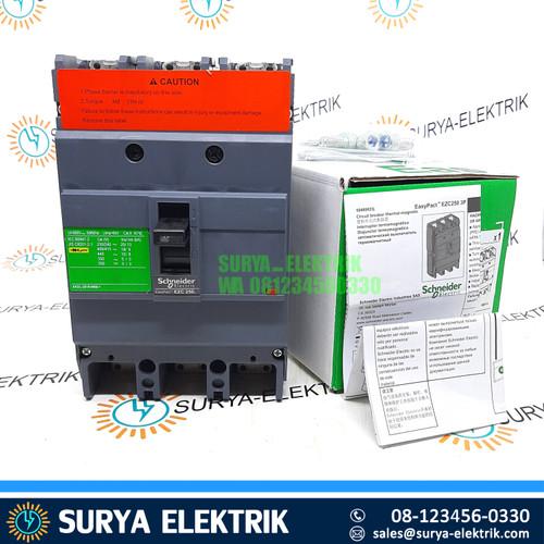 Foto Produk MCB MCCB Schneider EasyPact EZC250F EZC250F3160 EZC 250F 3P 160A 160 A dari SURYA-ELEKTRIK