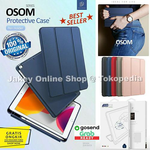 Foto Produk Case iPad 8 10.2 inch 8th-gen 2020 Dux Ducis Osom Series Cover Casing - Pink dari Jakey Online Shop