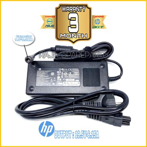 Foto Produk Adaptor Charger Laptop Original HP EliteDesk 705 G1 Desktop Mini dari Raja sparepart_