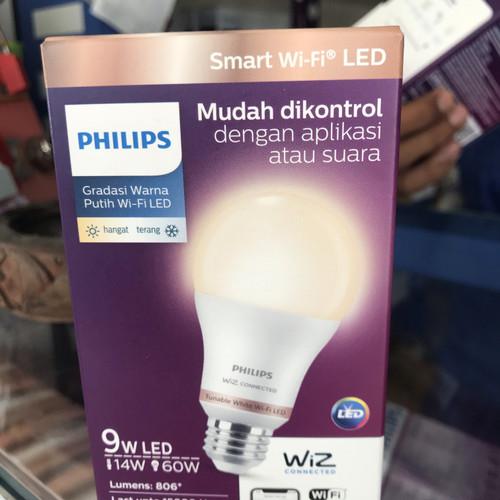Foto Produk Philips smart wifi led 9watt turnable white dari DONEX