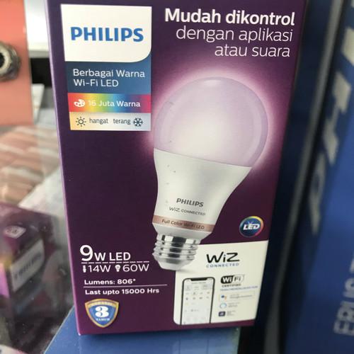 Foto Produk Philips smart Wi-Fi led 9watt turnable colour dari DONEX
